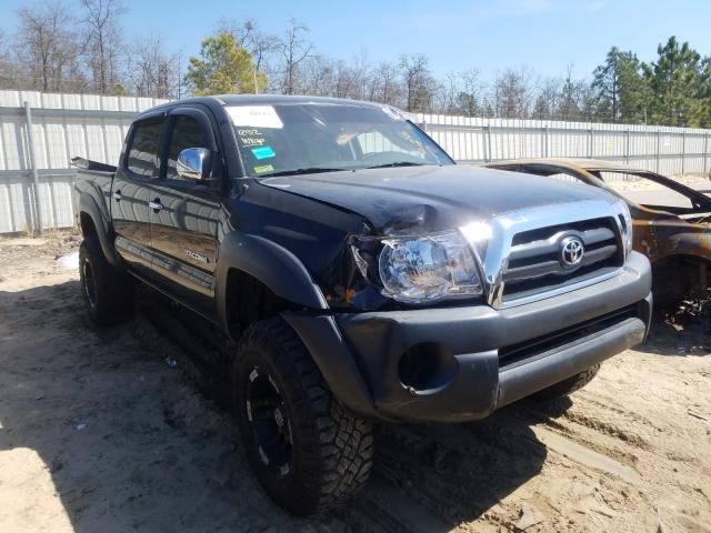 Salvage cars for sale from Copart Gaston, SC: 2010 Toyota Tacoma DOU