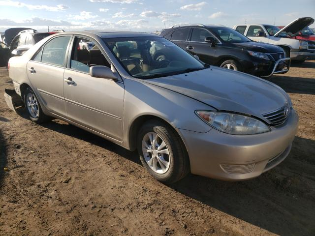 Toyota salvage cars for sale: 2006 Toyota Camry LE