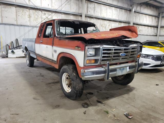 1986 Ford F250 for sale in Woodburn, OR