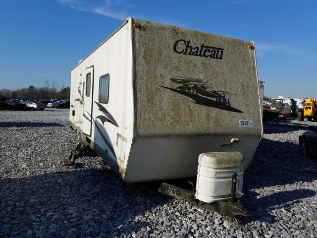 Other Travel Trailer salvage cars for sale: 2005 Other Travel Trailer
