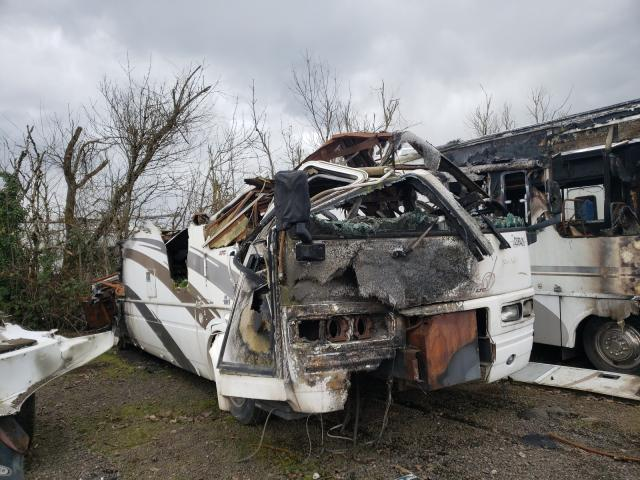 Salvage cars for sale from Copart Woodburn, OR: 2001 Freightliner Chassis X
