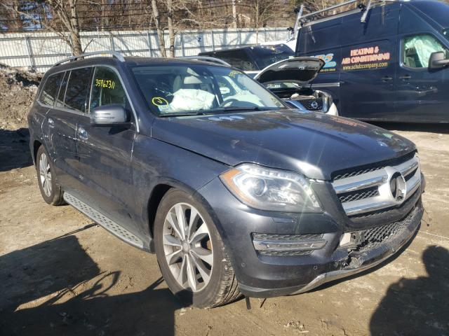 2015 MERCEDES-BENZ GL 450 4MA - Other View