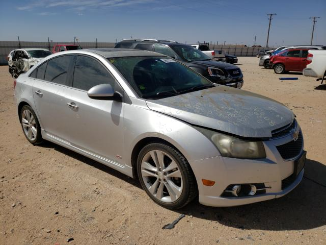 2012 Chevrolet Cruze LTZ for sale in Andrews, TX