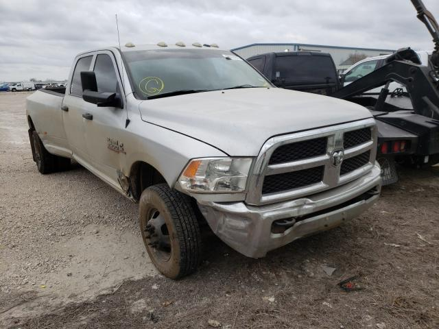 Salvage cars for sale from Copart Temple, TX: 2014 Dodge RAM 3500 ST