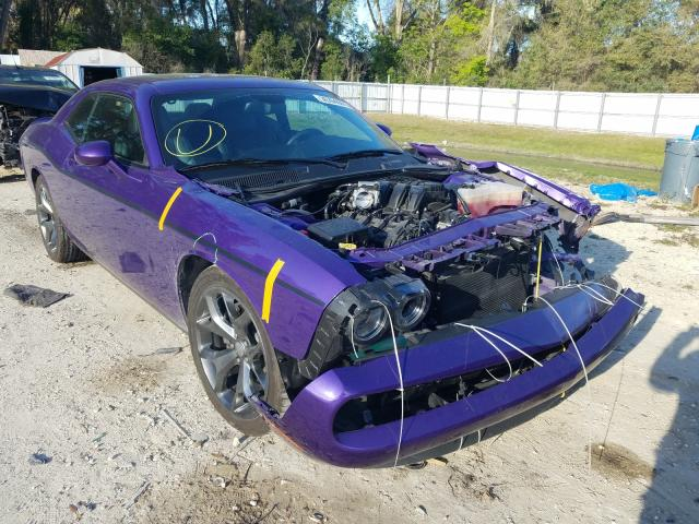 Salvage cars for sale from Copart Ocala, FL: 2016 Dodge Challenger