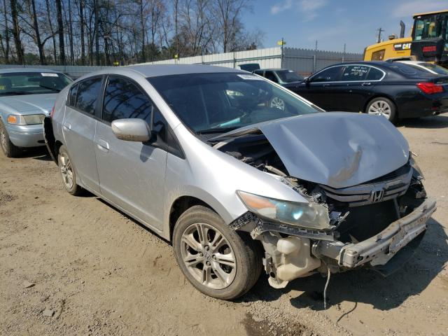 2010 HONDA INSIGHT EX JHMZE2H76AS019808