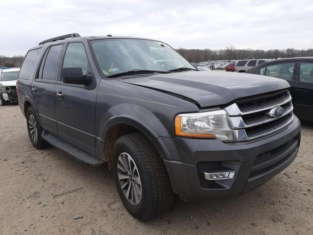 Salvage cars for sale at Conway, AR auction: 2015 Ford Expedition