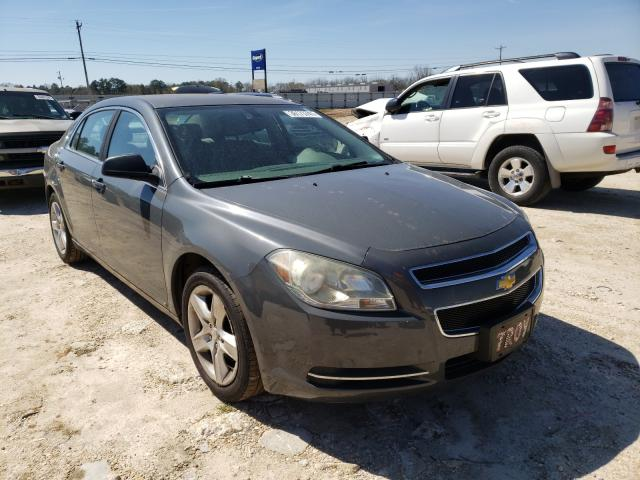 Salvage cars for sale from Copart Newton, AL: 2009 Chevrolet Malibu LS