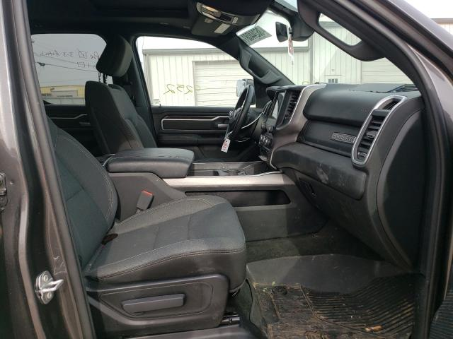 2021 RAM 1500 BIG H - Left Rear View