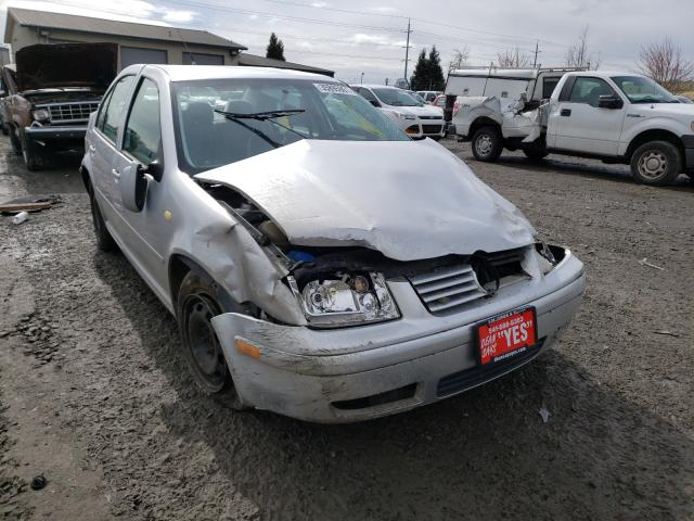 Salvage cars for sale from Copart Eugene, OR: 2000 Volkswagen Jetta GLS
