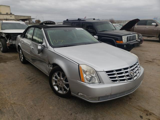Cadillac DTS salvage cars for sale: 2009 Cadillac DTS