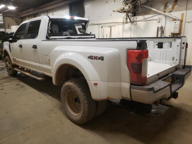 2017 FORD F350 SUPER - Right Front View