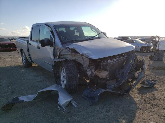 Nissan salvage cars for sale: 2008 Nissan Titan XE