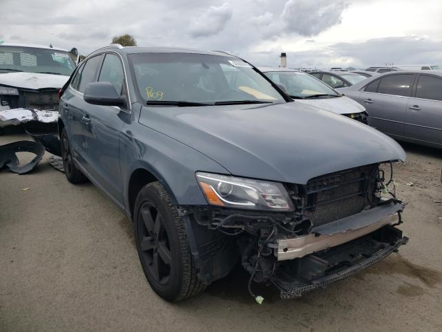 Audi Vehiculos salvage en venta: 2010 Audi Q5 Prestige