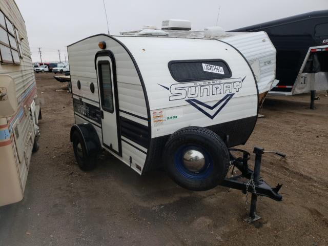 Sunnybrook salvage cars for sale: 2018 Sunnybrook Camper