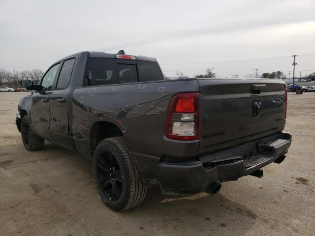 2021 RAM 1500 BIG H - Right Front View