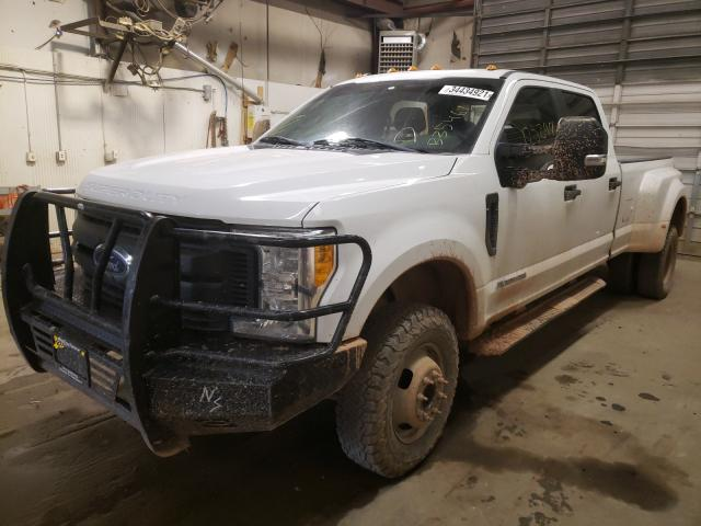 2017 FORD F350 SUPER - Left Front View
