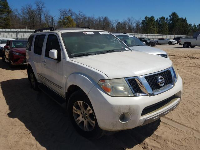 Salvage cars for sale from Copart Gaston, SC: 2008 Nissan Pathfinder