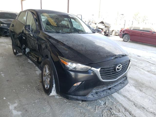 Salvage cars for sale from Copart Homestead, FL: 2017 Mazda CX-3 Sport