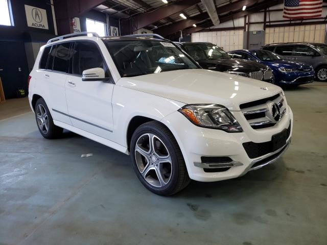 Mercedes-Benz salvage cars for sale: 2013 Mercedes-Benz GLK 250 BL