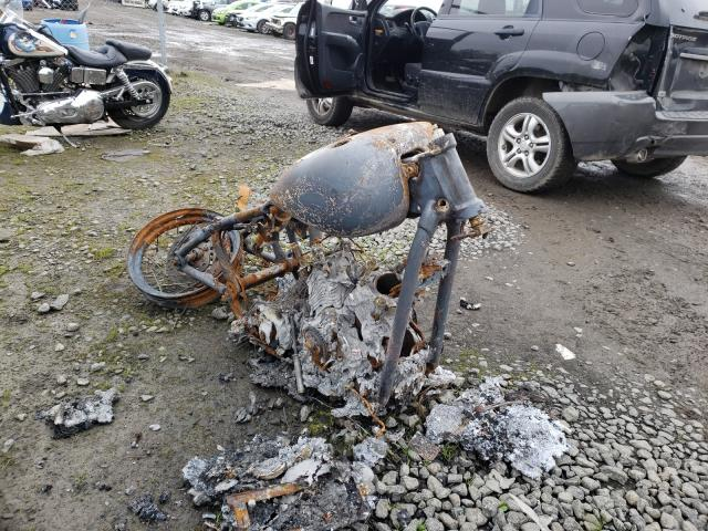 Salvage cars for sale from Copart Eugene, OR: 2019 Harley-Davidson Flsl