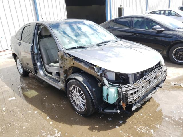 Salvage cars for sale from Copart Apopka, FL: 2010 Ford Focus SE