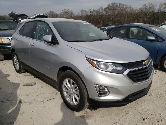 Salvage cars for sale from Copart Cartersville, GA: 2020 Chevrolet Equinox LT