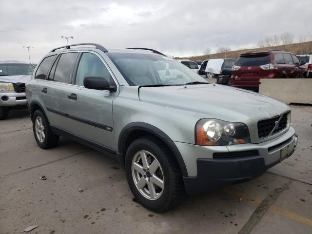 Salvage cars for sale from Copart Littleton, CO: 2004 Volvo XC90