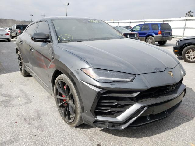 Lamborghini salvage cars for sale: 2019 Lamborghini Urus