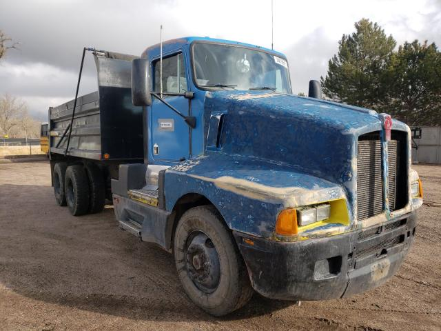 Salvage cars for sale from Copart Littleton, CO: 1991 Kenworth Construction
