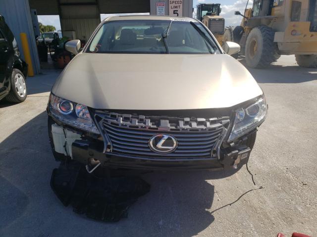2013 Lexus ES   Vin: JTHBK1GG3D2033837