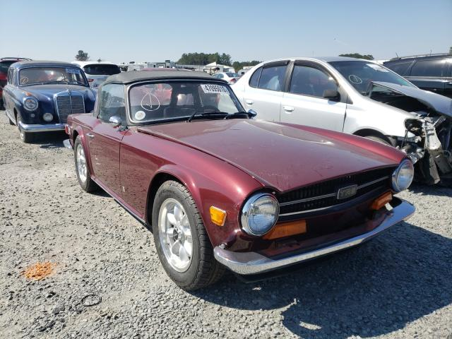 Triumph salvage cars for sale: 1973 Triumph TR6