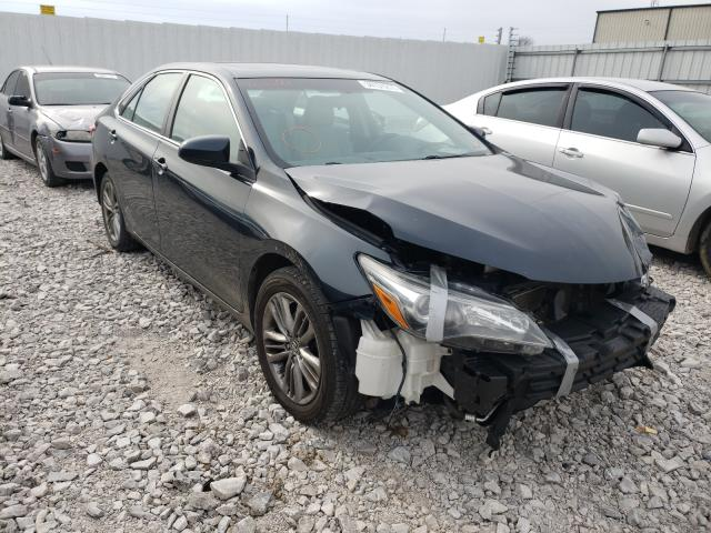 Salvage cars for sale from Copart Lawrenceburg, KY: 2016 Toyota Camry LE