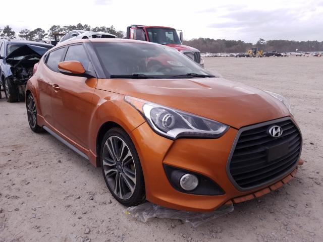 2016 Hyundai Veloster T for sale in Houston, TX