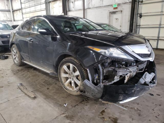 Acura ZDX salvage cars for sale: 2010 Acura ZDX