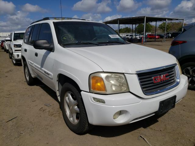 GMC salvage cars for sale: 2004 GMC Envoy