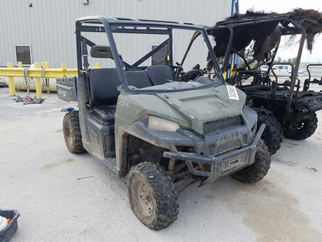 Polaris Ranger salvage cars for sale: 2018 Polaris Ranger
