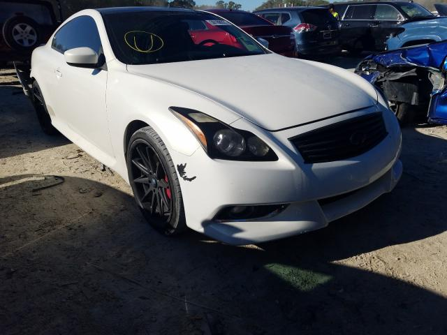 Salvage cars for sale from Copart Ocala, FL: 2011 Infiniti G37 Base