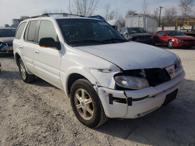 Oldsmobile salvage cars for sale: 2003 Oldsmobile Bravada