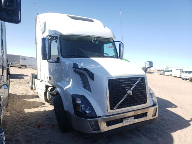 Salvage cars for sale from Copart Albuquerque, NM: 2016 Volvo VN VNL