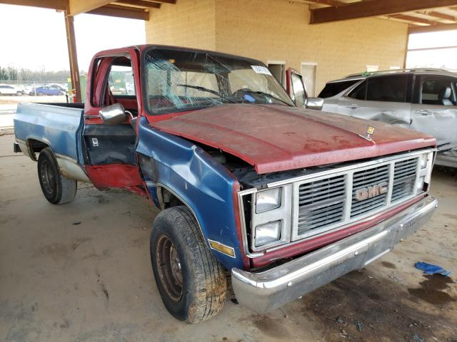 Salvage cars for sale from Copart Tanner, AL: 1987 Chevrolet R10