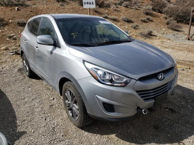 Salvage cars for sale from Copart Reno, NV: 2015 Hyundai Tucson GLS
