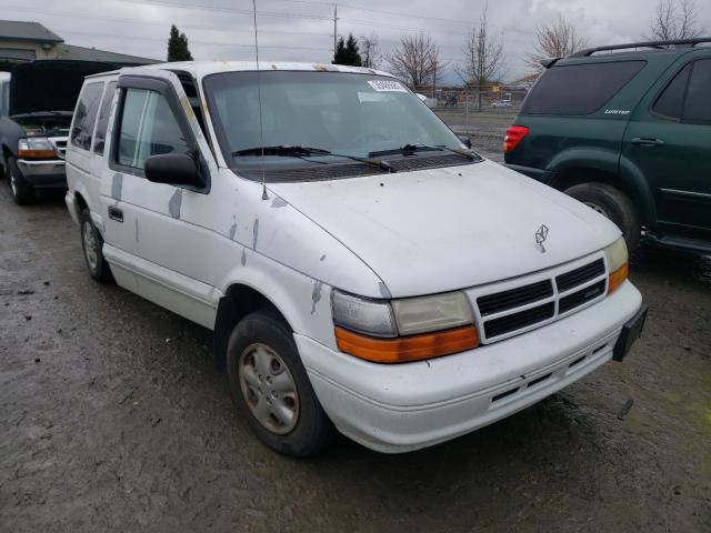 Dodge Caravan salvage cars for sale: 1994 Dodge Caravan