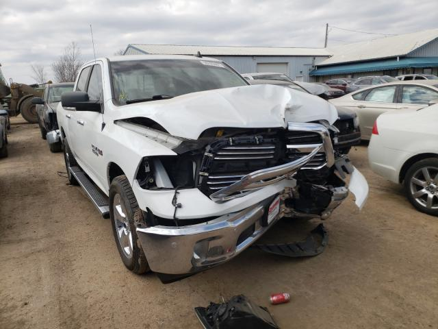 Salvage cars for sale from Copart Pekin, IL: 2017 Dodge RAM 1500 SLT