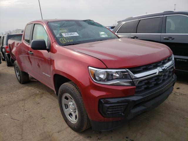 Vehiculos salvage en venta de Copart Woodhaven, MI: 2021 Chevrolet Colorado