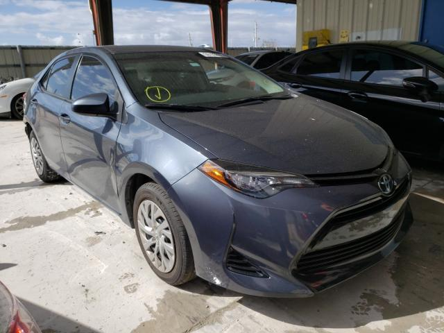 Salvage cars for sale from Copart Homestead, FL: 2017 Toyota Corolla L