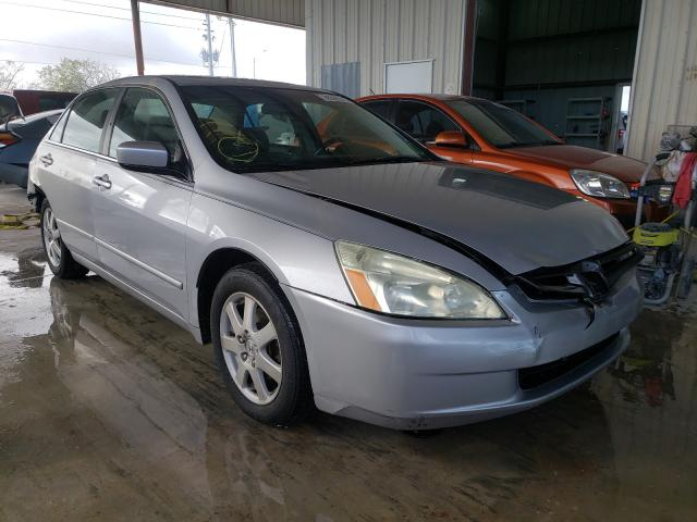 Salvage cars for sale from Copart Homestead, FL: 2005 Honda Accord EX