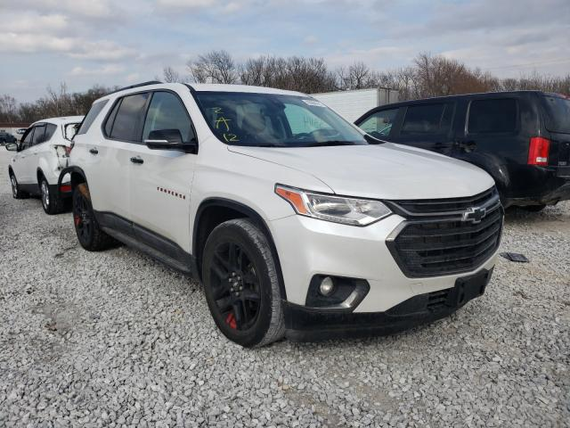 Chevrolet Traverse salvage cars for sale: 2020 Chevrolet Traverse