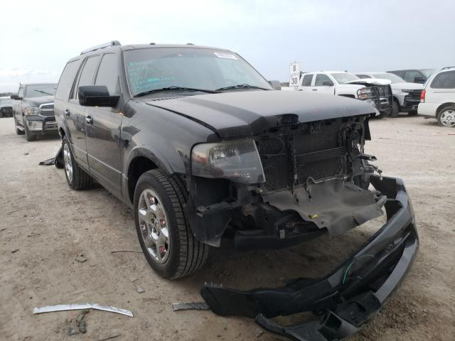 Salvage cars for sale from Copart Temple, TX: 2013 Ford Expedition