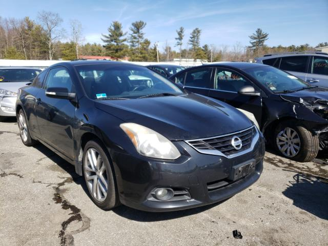 Salvage cars for sale from Copart Exeter, RI: 2012 Nissan Altima SR